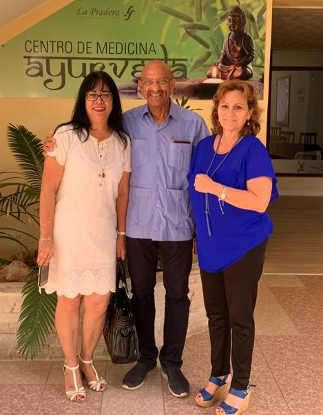 Dr Celia del Toro Hung, Carl Camelia & Dr Nelly Cristina Valdivia Ortega