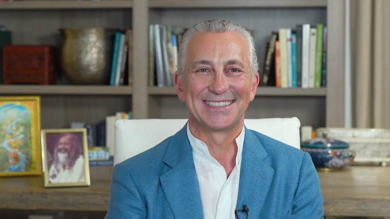 Dr Tony Nader