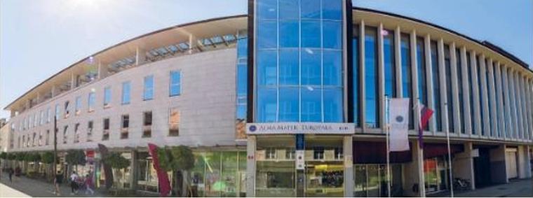 University of Alma Mater Europaea – ECM University (AMEU) at Maribor, Slovenia