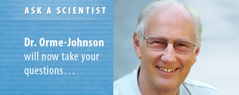 Dr Orme Johnson