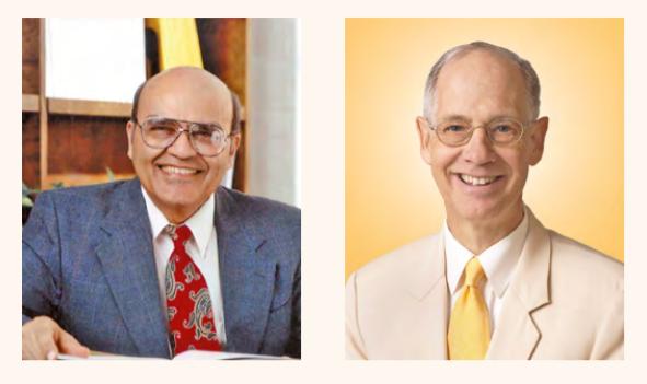 Hari Sharma PhD and Robert Keith Wallace PhD